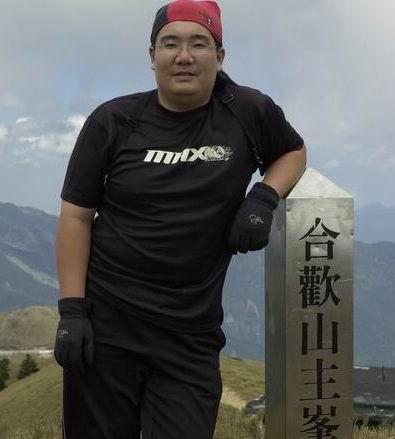 合歡主峰-海拔3417公尺