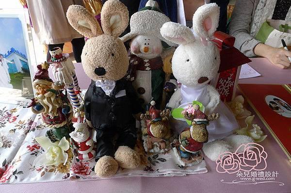 高雄朵兒婚禮 2011 12 26 高縣大樹 流水席相本桌