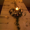 朵兒婚禮設計-優雅主桌table setting