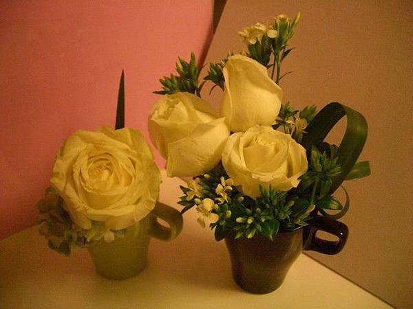 朵兒婚禮設計-婚禮小花-戀上馬克杯