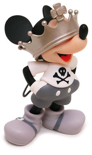 Mickey頭太小