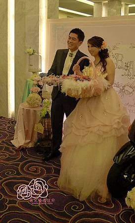 U R THE APPLE主題婚禮-高雄婚禮顧問 朵兒婚禮設計