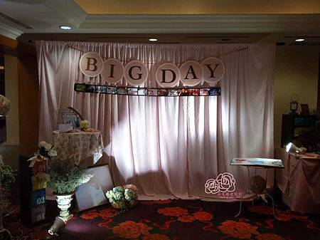 高雄婚顧 朵兒婚禮﹣寒軒國際﹣星光大道精緻婚禮空間設計﹣主桌