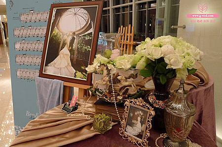 朵兒 漢來巨蛋金龍廳 相本桌佈置