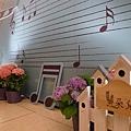 朵兒 漢來巨蛋金龍廳 氛圍區佈置一隅(2)