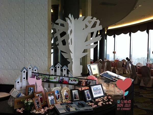 貓 系列-戀上粉紅貓 高雄 寒軒42樓雲頂餐廳-高雄婚禮顧問公司 朵兒婚禮派對設計_1