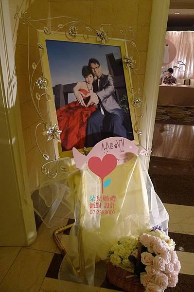貓 系列-戀上粉紅貓 高雄 寒軒42樓雲頂餐廳-高雄婚禮顧問公司 朵兒婚禮派對設計_4