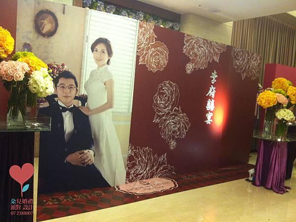 童話系列-玻璃鞋-高雄婚禮顧問公司 朵兒婚禮派對設計_2