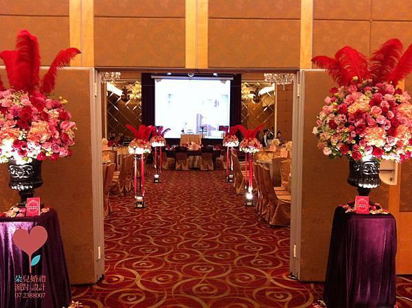 童話系列-玻璃鞋-高雄婚禮顧問公司 朵兒婚禮派對設計_4