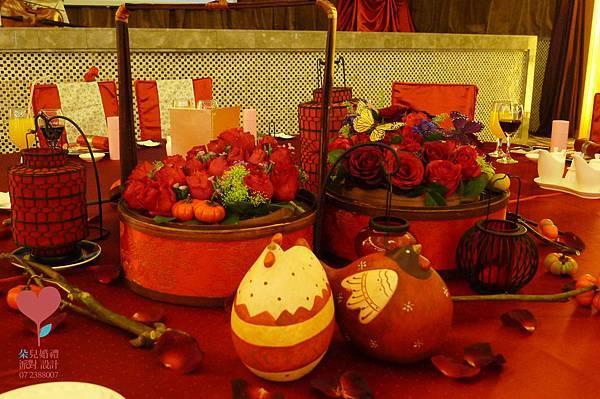 鳳凰宴2-義大皇冠酒店 8F-高雄婚禮顧問 朵兒婚禮 派對 設計