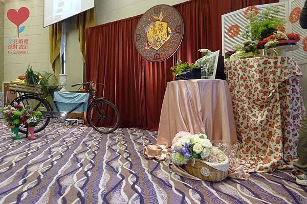 鳳凰宴4-義大皇冠酒店 8F-高雄婚禮顧問 朵兒婚禮 派對 設計4