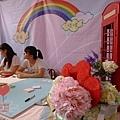 Rainbow-貓貓 鬼鬼主題婚禮 (戶外婚禮 自宅)-高雄婚禮顧問 婚佈 朵兒婚禮 派對 設計4