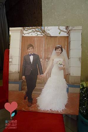 小虹帽與大野郎 (高雄 西子灣沙灘會館)--高雄婚禮顧問公司 朵兒婚禮派對設計 1