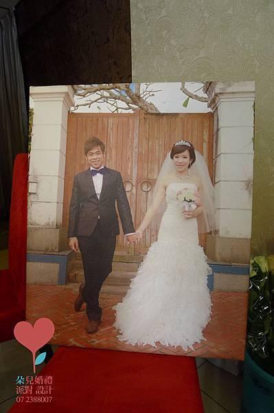 小虹帽與大野郎 (高雄 西子灣沙灘會館)--高雄婚禮顧問公司 婚佈  朵兒婚禮派對設計 1
