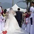 小虹帽與大野郎 (高雄 西子灣沙灘會館)--高雄婚禮顧問公司  婚佈  朵兒婚禮派對設計 4