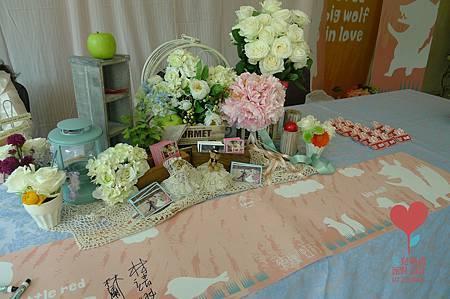 小虹帽與大野郎 (高雄 西子灣沙灘會館)--高雄婚禮顧問公司 朵兒婚禮派對設計  7