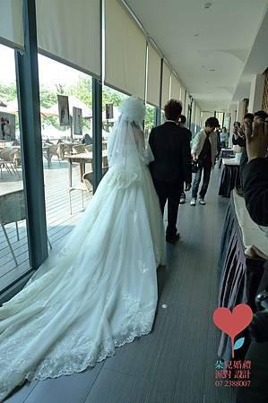 小虹帽與大野郎 (高雄 西子灣沙灘會館)--高雄婚禮顧問公司 朵兒婚禮派對設計 12