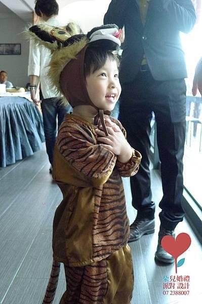 小虹帽與大野郎 (高雄 西子灣沙灘會館)--高雄婚禮顧問  婚佈  朵兒婚禮派對設計 14