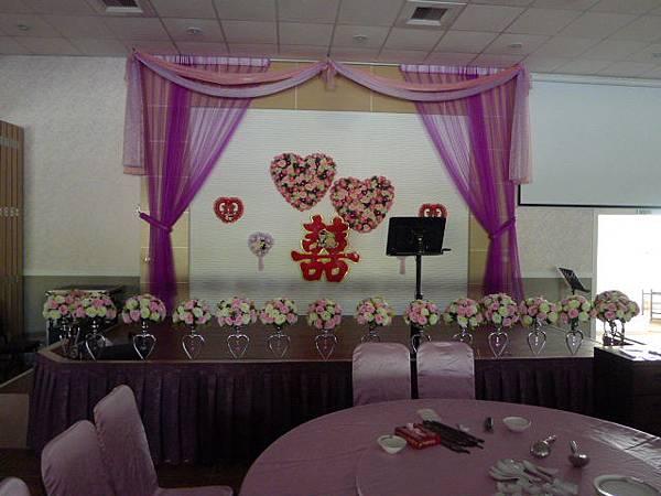 粉紅航空公司(屏東里港 全香宴席廳)--原始場地  高雄婚禮顧問 婚佈  朵兒拍攝