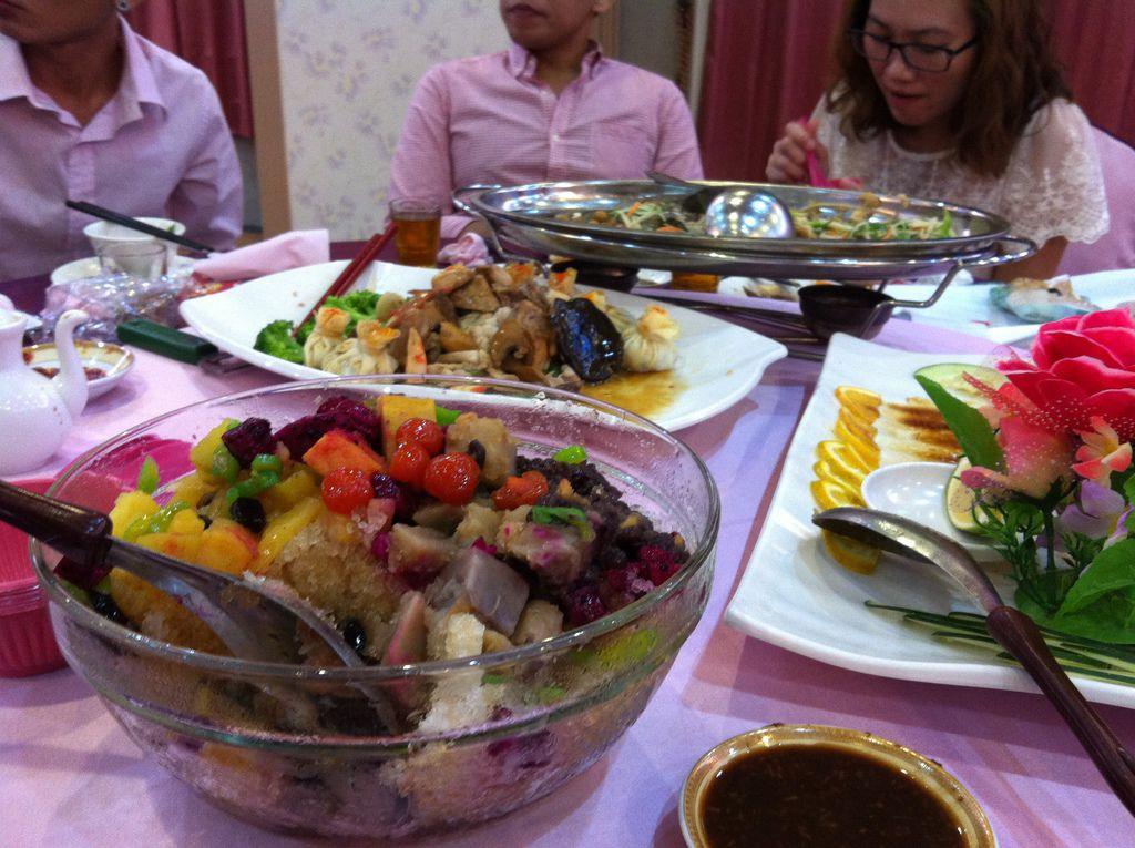 粉紅航空公司(屏東里港 加味餐廳﹣全香宴席廳)--高雄婚禮顧問佈置 朵兒婚禮派對設計