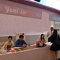 粉紅航空公司(屏東里港 加味餐廳﹣全香宴席廳)--高雄婚禮顧問  婚佈  朵兒婚禮派對設計
