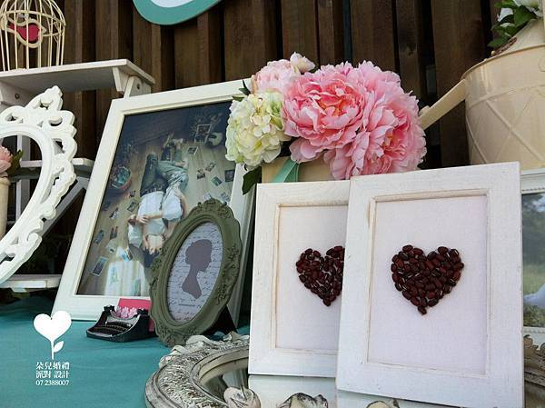 朵兒婚禮派對設計 婚禮顧問 婚禮佈置_20150117西子灣沙灘會館戶外婚禮