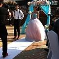 朵兒婚禮派對設計 婚禮顧問 婚禮佈置_20150117西子灣沙灘會館戶外婚禮6