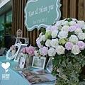朵兒婚禮派對設計 婚禮顧問 婚禮佈置_20150117西子灣沙灘會館戶外婚禮7
