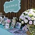 朵兒婚禮派對設計 婚禮顧問 婚禮佈置_20150117西子灣沙灘會館戶外婚禮13