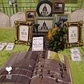 青蛙王子主題婚禮(高雄 寒軒國際大飯店6F庭園廳)朵兒婚禮派對設計