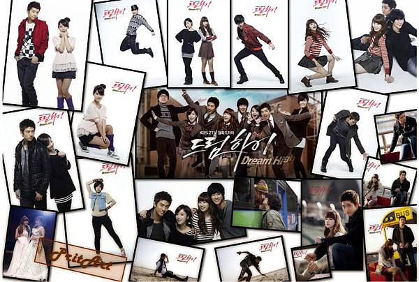 Dream High new