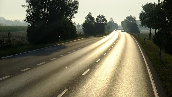 DSCF1877 德國道路出名平穩.JPG