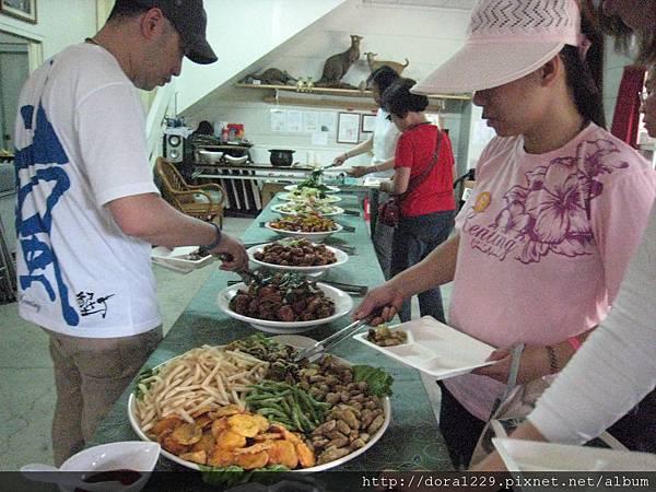 客家自助餐料理