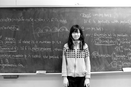 小米的數學恐慌症