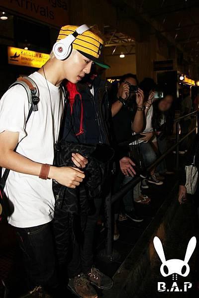 Bang Yong Guk & Zelo of B.A.P member who visit Malaysia.2.jpg