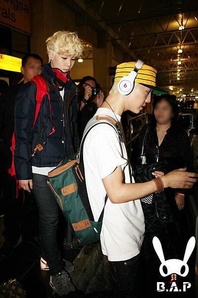 Bang Yong Guk & Zelo of B.A.P member who visit Malaysia.6.jpg