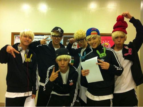 120220 B.A.P - Kiss The Radio