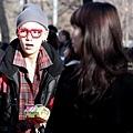 120210 最準烘 - KBS Music Bank 上班照 7P-3