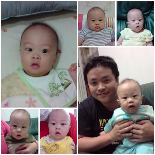 小寶第七個月