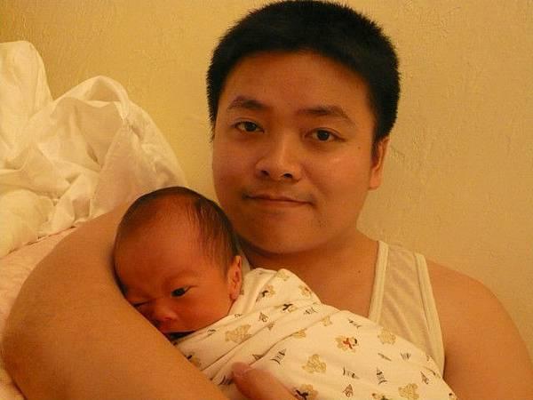 爸比與小寶
