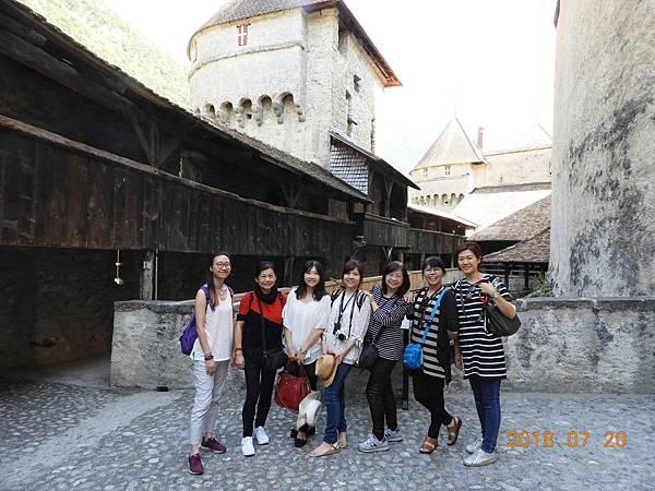 28-塔樓及古城牆為軍事防禦用.JPG