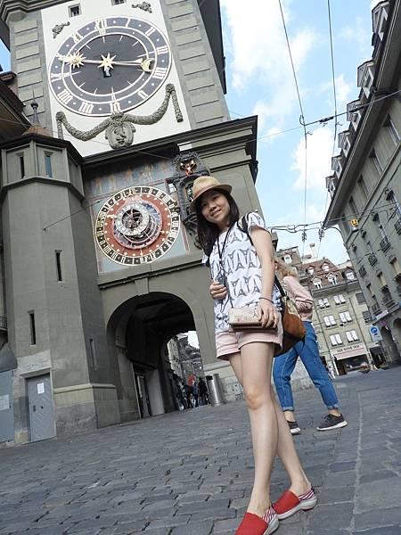 1-瑞士首都伯恩舊城區散策1983年被聯合國教科文組織列入世界文化遺產,.JPG