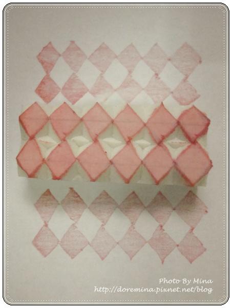 26.紙膠帶章-菱格