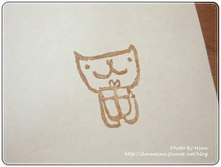 36. Mia書內的圖案-貓