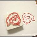 42. Mia老師 小紅書內的圖案-大笑女孩