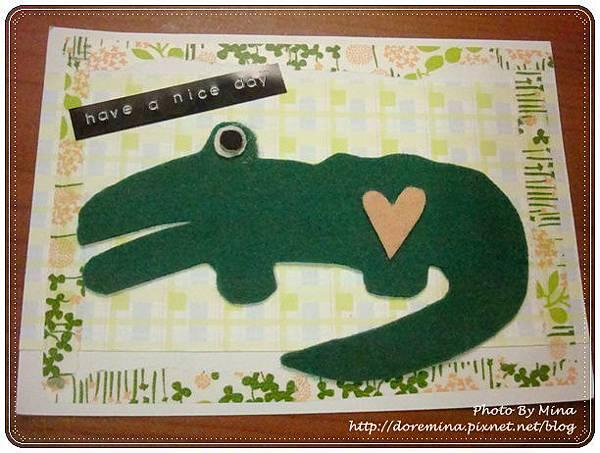 貓姬的明信片