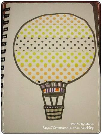 熱氣球網點(完成)