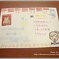 迷娜手製卡片003