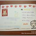 迷娜手製卡片005
