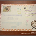 迷娜手製卡片006